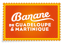 Banane de Guadeloupe et Martinique